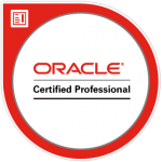 Professional oracle certification