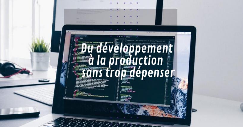 """developpement a la production"""""""
